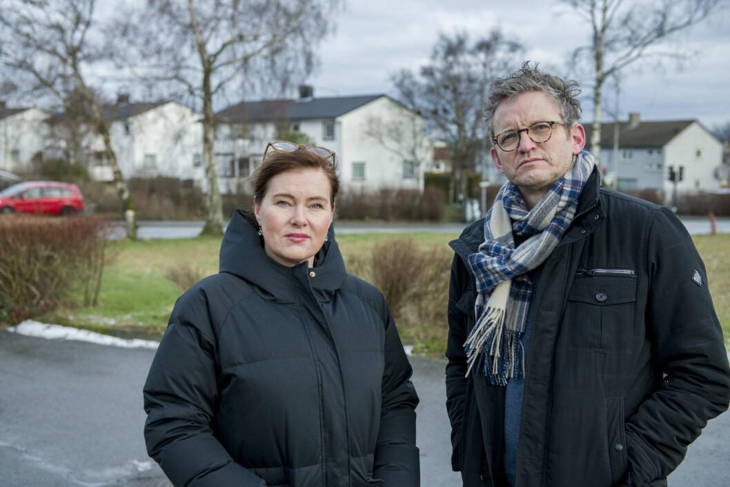 Stavanger Aftenblad-journalistane Tove Bjørnå og Thomas Ergo har jobba lenge med historia om Siw.