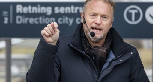 Raymond Johansen ut mot politi og media etter episode på Brynseng skule: – Varsellampar burde ringt