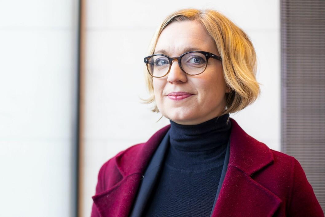 Nyhetsredaktør Sarah Sørheim i NTB.