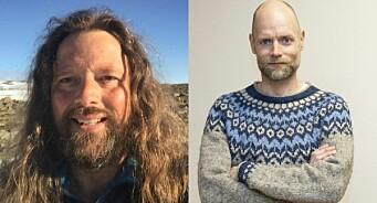 Martin og Tony blir Vesteraalens Avis og Andøypostens redaktører ut året