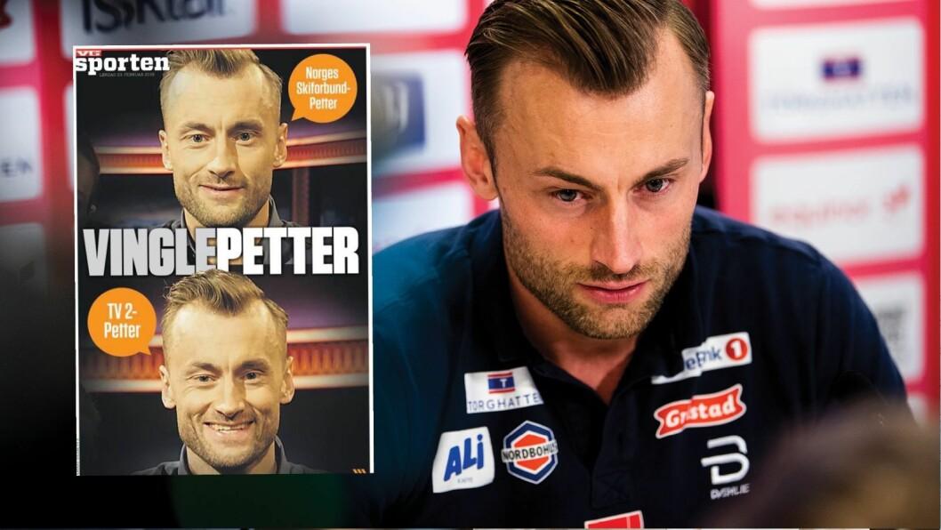 Petter Northug har kontrakt både med TV 2 og Skiforbundet.