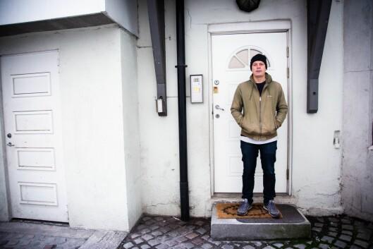 Josimar-redaktør Håvard Melnæs.