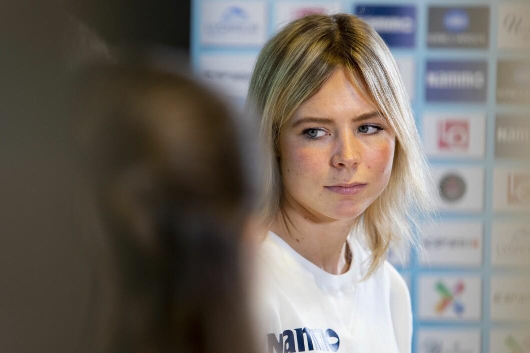 OL-mester i hopp Maren Lundby mener sponsorer og medier må komme på banen og vise at det er alvor bak ordene om likestilling.