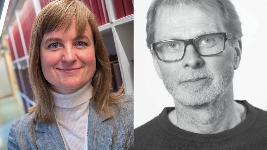 Mari Skurdal er redaktør i Klassekampen og Frode Bjerkestrand er kulturredaktør i Bergens Tidende.