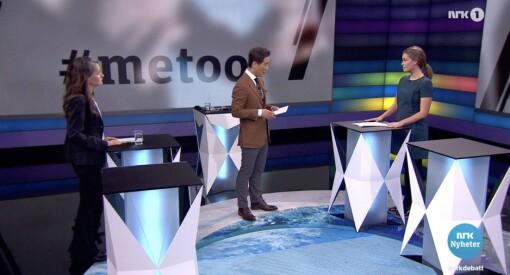 VG: NRK skal ha fjernet kvinne med nye anklager mot Giske fra Debatten etter PFU-trusler