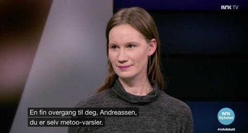 Ap-varsler: – Jeg synes NRK sølte bort en hel debatt
