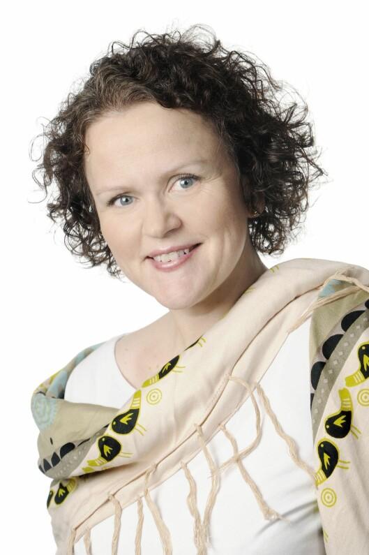 Bente Aae, kommunikasjonsdirektør i Helse Vest.