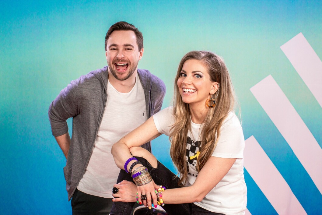 De to tidligere NRK Super-profilene leder Nordic Family-prosjektet for Nordic Screens.