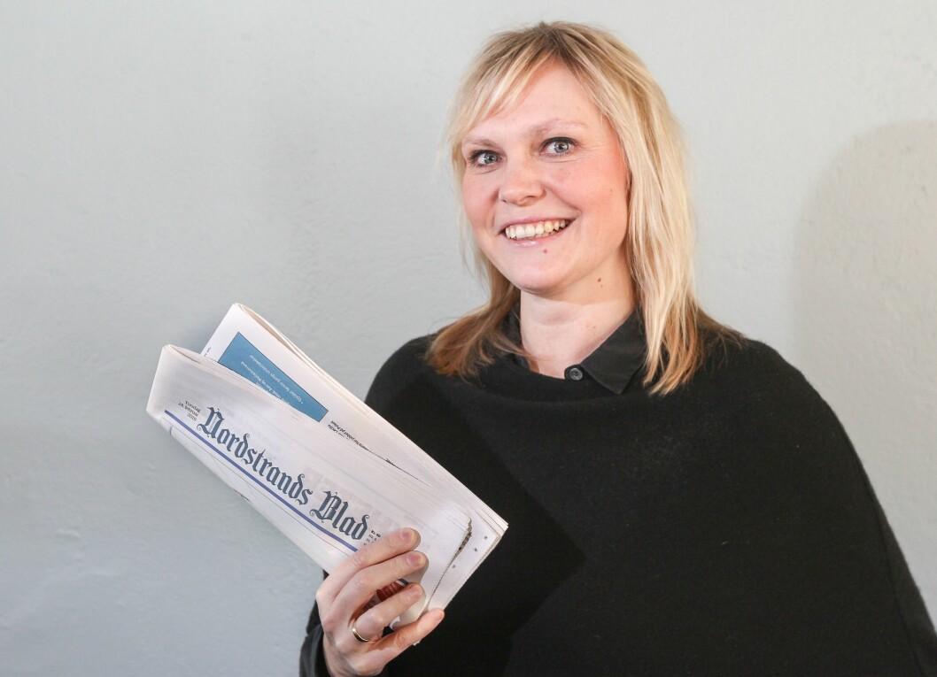 Fra SOS Barnebyer til Nordstrands Blad: Kristin Stoltenberg.