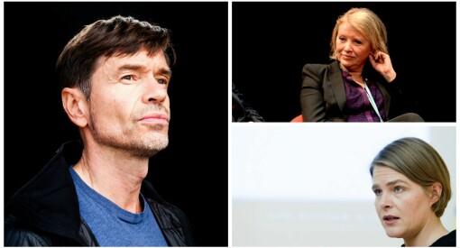 Marie Simonsen og Hege Ulsteins tillitskrise