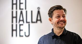 Ole Henrik Stubberud tar over etter Eva Sannum: Blir kreativ leder i Geelmuyden Kiese