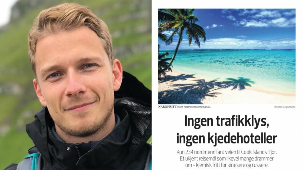 – Det er ganske hårreisende at de gjør et positivt poeng av noe som er så rasistisk og stigmatiserende, sier frustrert leser og tidligere VG-journalist Theis Roksvåg Pedersen.