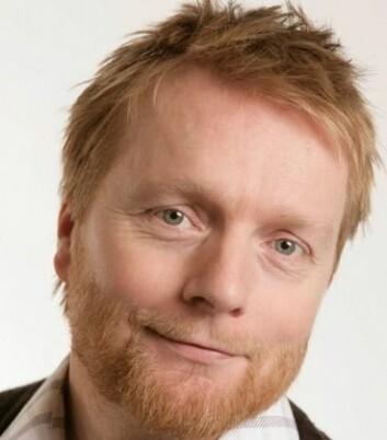 Knut Henrik Ytre-Arne, musikksjef i NRK