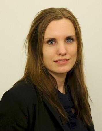 Kristin Solberg er Midtøsten-korrespondenten til NRK.