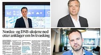 DNB klager inn NTB og BT til PFU etter artikkel om hvitvasking: – Her gjør de en grov feil