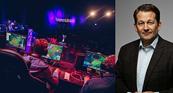 Harald Strømme får Norsk Tipping med på laget: Snart kan du tippe på e-sport
