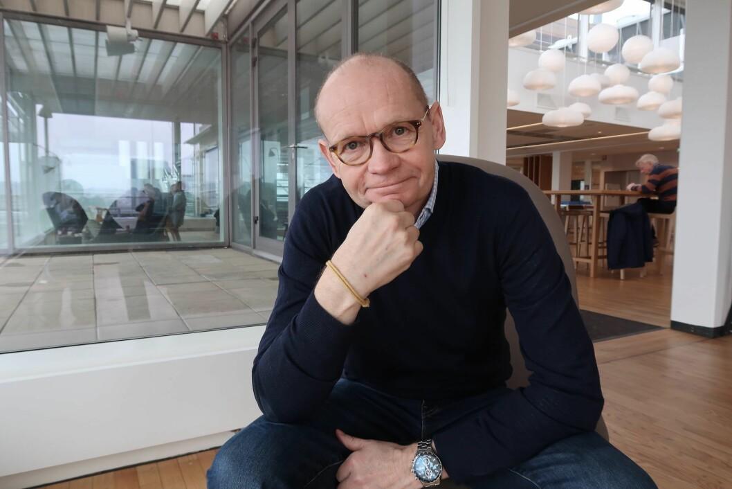 Per Håkon Fasting får mer ansvar i «nye» Schibsted.