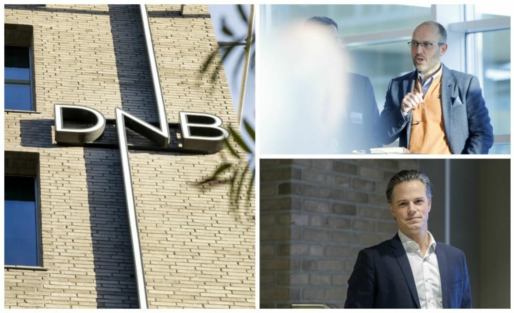 Sjefredaktør Mads Yngve Storvik i NTB sier det er alvorlig at DNB mener de gjør gjentatte feil.