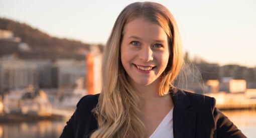 KrF-politiker Ida Lindtveit Røse begynner i First House