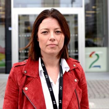 Sarah WIlland, TV 2.