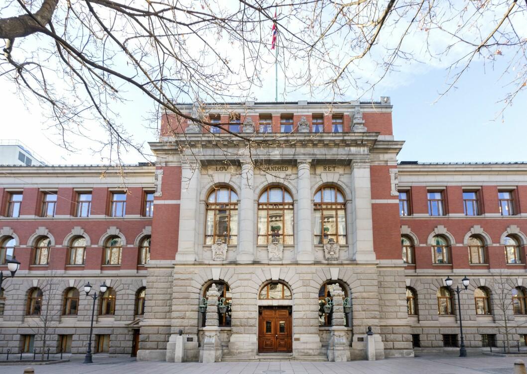 Norges Høyesterett i Oslo. Foto: Gorm Kallestad / NTB scanpix