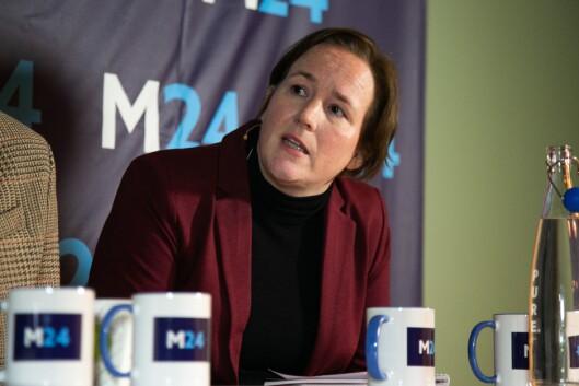 Lotte Grepp Knutsen, rådgjevar i kommunikasjonsbyrået Apeland.