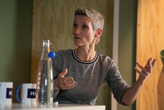 Ansvarleg redaktør i Suldalsposten, Esther Moe.