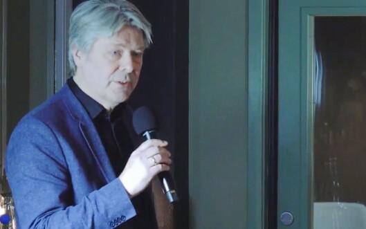 Erik Stephansen i Nettavisen.