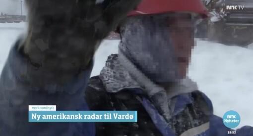 NRK anmelder dette slaget mot kamera: - Drøyt, sier journalist