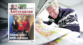 Fylletipset til Joachim (26) endte på førstesiden i lokalavisa. Det var bare ett problem