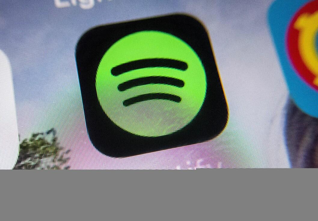Spotify er velkjent for mange norske brukere.