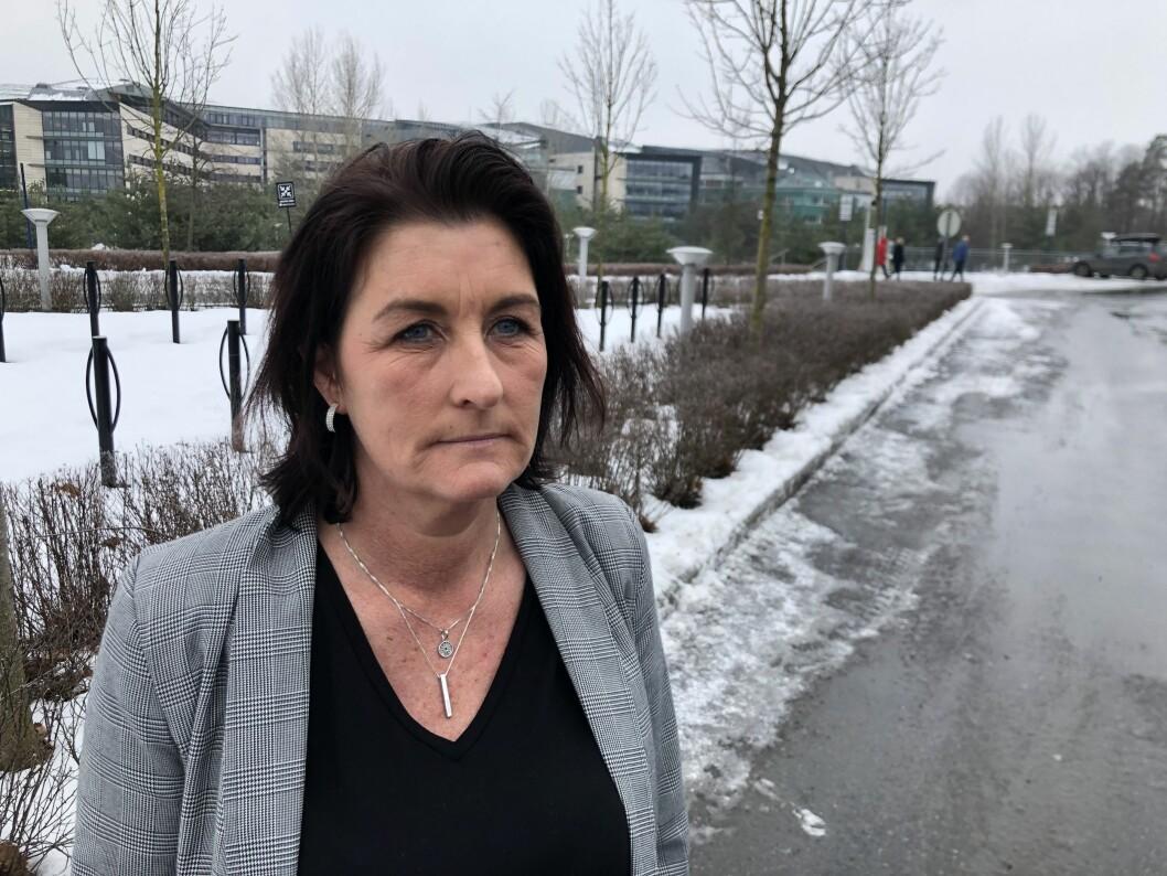 Tanja Arntsen skryter av møtet med de to VG-journalistene som fikk fortelle historien hennes.