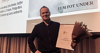 Journalister i Bergens Tidende vant Gullparaplyen: Sjekk alle prisvinnerne her