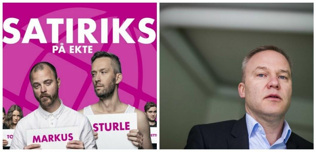 «Satiriks på ekte» har oversatt utdrag fra Anders Behring Breiviks manifest til nynorsk, opprettet en falsk profil og postet utdragene som innlegg i kommentarfeltet til nettavisen Resett.