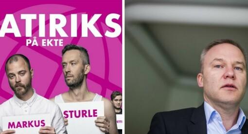 Resett oppfordrer leserne til å anmelde NRK etter satirestunt