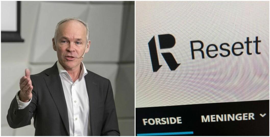 Kunnskaps- og integreringsminister Jan Tore Sanner ble fysisk kvalm da han leste kommentarfeltet på Resett.no etter New Zealand-terroren. Han ønsker at politiet vurderer om de er straffbare, skriver Dagbladet.