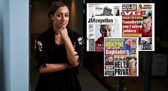Er dette virkelig forsidene på norske aviser dagen etter et stort terrorangrep? Utrolig