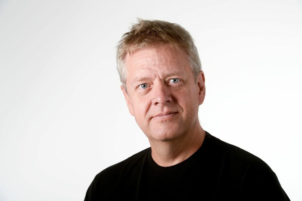 Redaktør Tarald Aano i Stavanger Aftenblad.
