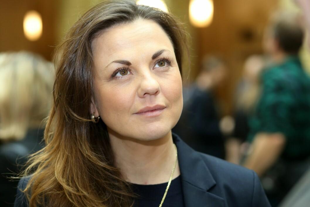Silje Grytten forlater Arbeiderpartiet. Nå begynner hun i Leger Uten Grenser i Norge.