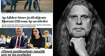 «Ukjente Bjørnar (52)» ble aldri invitert på pølsefest
