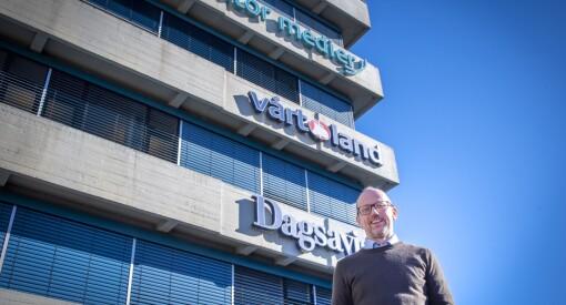 Vårt Land- og Dagsavisen-eier Mentor Medier lykkes digitalt: Pressestøtten går ned, men markedsinntektene øker