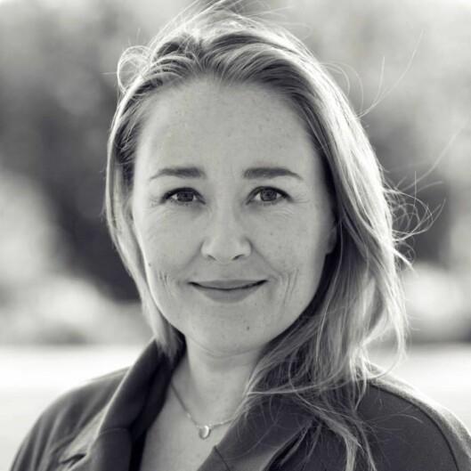 Frilansjournalist Birgitte Hoff Lysholm.