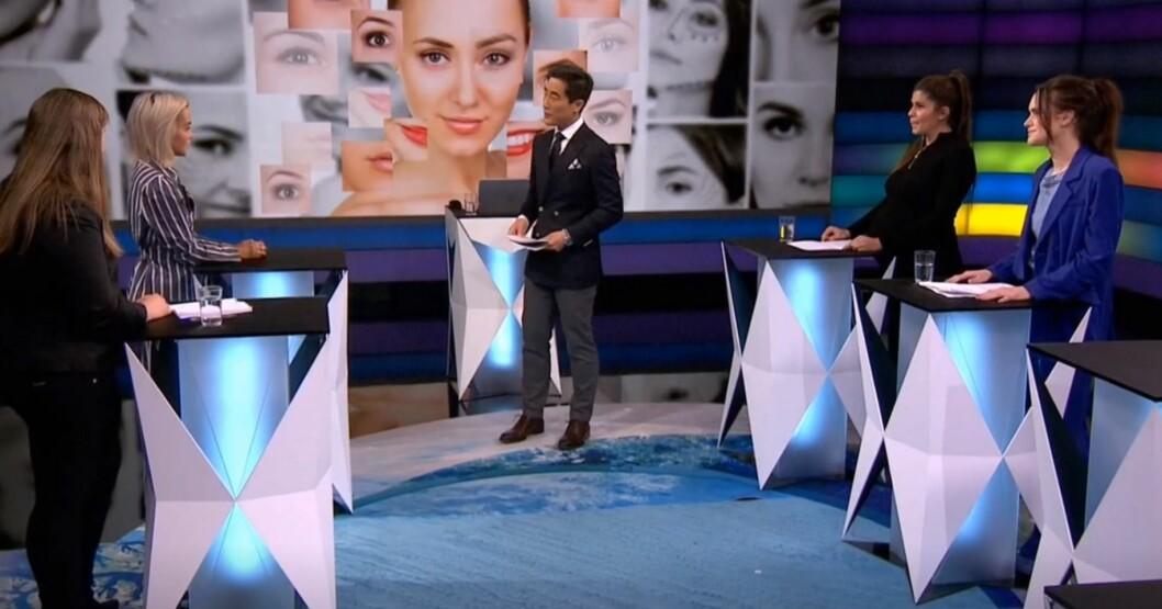 Da bloggerne Kristin Gjelsvik og Sophie Elise Isachsen diskuterte kroppspress i NRK-programmet «Debatten», fikk programmet tre ganger så mange seere under 30 år som vanlig.