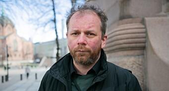 VGs Tor-Erling Thømt Ruud blir styreleder i Journalisten
