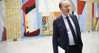Trond Giske bryter tausheten om VG-skandalen: Skal for første gang snakke ut offentlig