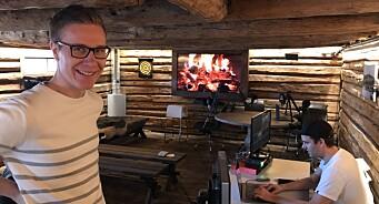Tønsbergs Blad sparker i gang fotballsesongen med en 24 timers live-podkast