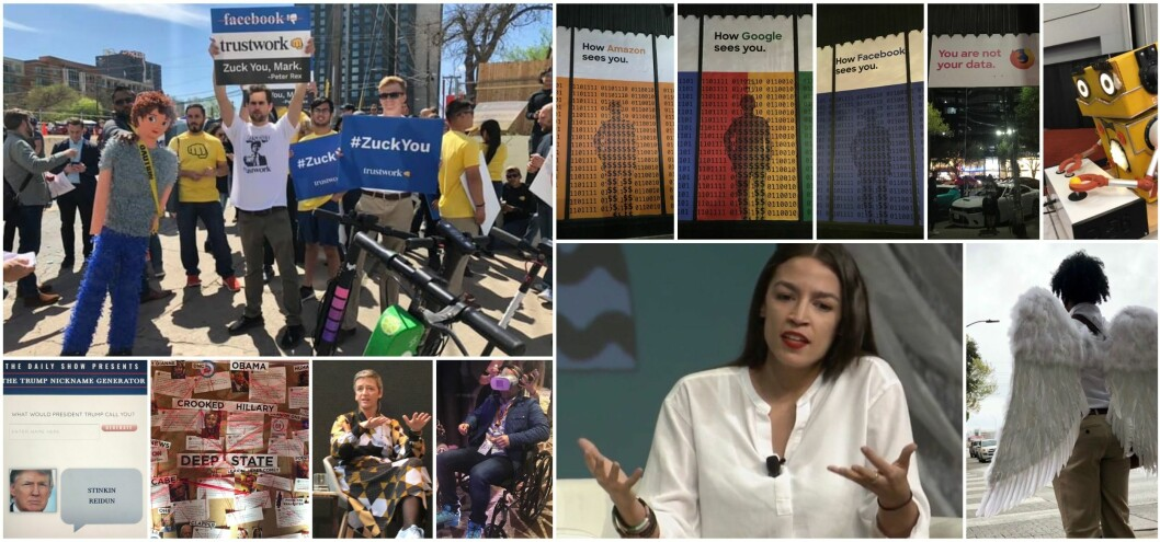En gjeng på 18 har vært på studietur til SXSW og tatt med seg ti trender hjem.