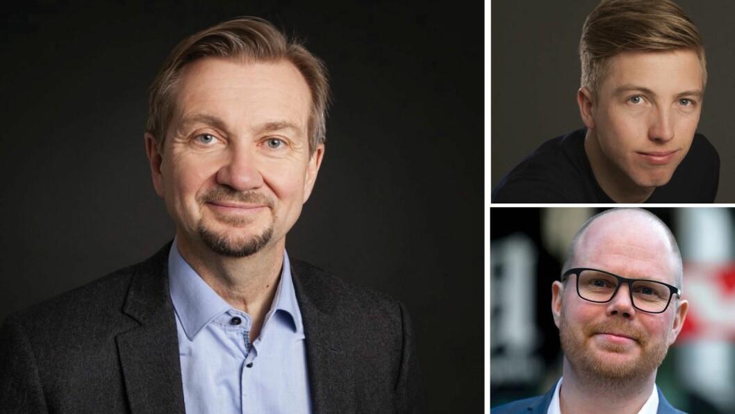Trygve Aas Olsen er fagmedarbieder ved Institutt for Journalistikk. Han går hardt ut mot pressens flokkmentalitet rundt kritikken av Gard Steiro og Lars Joakim Skarvøy.