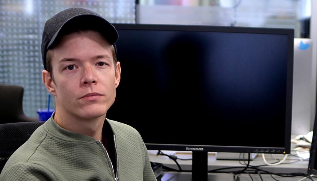 Utvikler/journalist Einar Otto Stangvik.