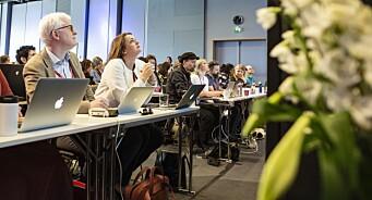 Følg landsmøtet til Norsk Journalistlag her